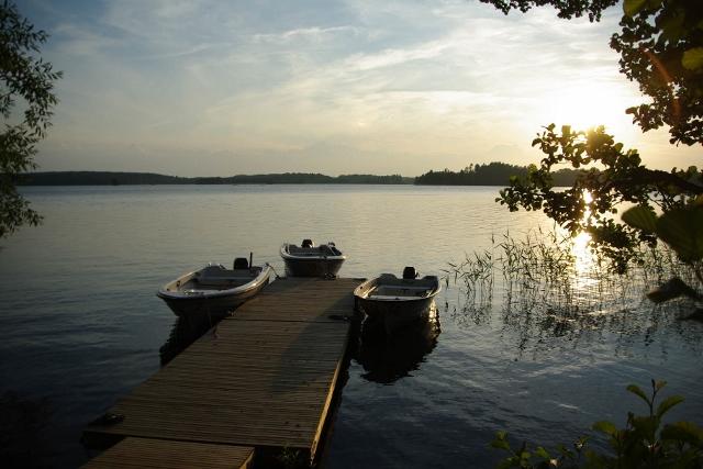 Fishing lake in sweden baven gladdinge pike fishing in for Take me fishing lake locator